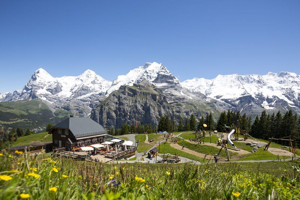Klettersteig Lauterbrunnen : Sommer u003e aktiv hotel alpenruh mürren